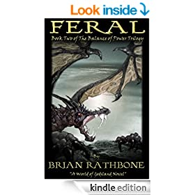 Feral (Godsland  Series Book 5)