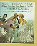 Many Thousand Gone: African Americans from Slavery to Freedom: (ALA Notable Children's Book)
