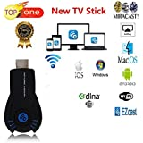 Smart Tv Chromecast Display Mirroring Miracast Hdmi Smart Tv Dongle All Share Ezcast 1080p Wifi Media Player Supports Dlna