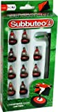 Subbuteo Red Black Team Manchester United