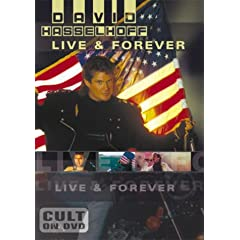David Hasselhoff - Live & Forever