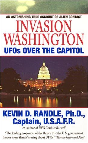 Invasion Washington: UFOs Over the Capitol