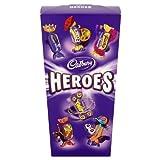 Cadbury Heroes Chocolate Carton 200g (Pack of 12)