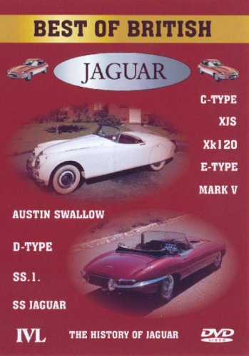 Best Of British - History Of Jaguar [DVD]