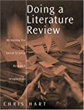 Doing a literature review : releasing the social science research imagination /