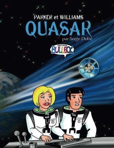 Quasar  [Dubé] (Tapa Blanda)