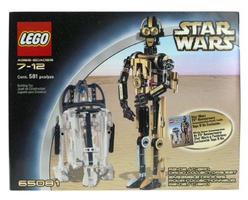 Lego Star Wars 65081 C-3PO & R2-D2