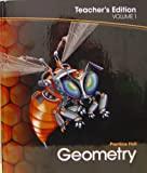 img - for Prentice Hall Geometry, Volume 1, Florida, Teacher Edition book / textbook / text book