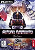 Chris Sawyer Deluxe Collection (Rollercoaster 2 + Wacky Worlds/Locomotion) (PC CD)