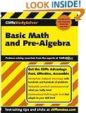 CliffsStudySolver Basic Math and Pre-Algebra