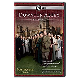 Amazon.com: Masterpiece Classic: Downton Abbey Season 2 (Original U.K