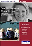 echange, troc Udo Gollub - Sprachenlernen24.de Vietnamesisch-Basis-Sprachkurs: PC CD-ROM für Windows/Linux/Mac OS X + MP3-Audio-CD für Computer /MP3-Pla