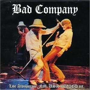 Bad Company - Live Albuquerque NM USA 1976