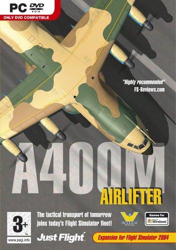 A400M Airlifter - Dodatek za Flight Simulator 2004 (PC)