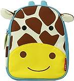 Skip Hop Zoo Lunchies Insulated Lunch Bags, Giraffe