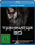 DVD Cover 'Terminator 5 - Genisys  (3D + Blu-ray)