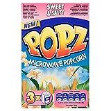 Popz Microwave Popcorn - Sweet & Salty (3x85g)
