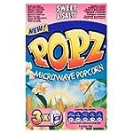 Popz Microwave Popcorn - Sweet & Salt...