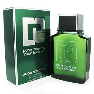Paco Rabanne POUR HOMME par Paco Rabanne - 200 ml Eau de Toilette Splash