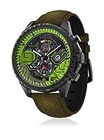 Timecode Reloj de cuarzo Man Tc-1013-08 Verde Militar 50 mm