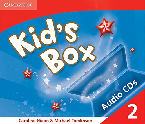 Kid's Box 2 Audio CDs (3): Level 2