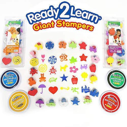 Center Enterprises CE9016 Imaginative Play Stamps