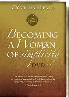 Becoming a Woman of Simplicity DVD