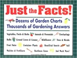 Just the Facts!: Dozens of Garden Charts, Thousands Of Gardening Answers