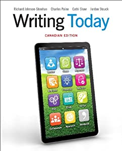writing today textbook