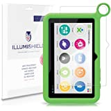 iLLumiShield - OLPC XO Kid's Tablet Screen Protector Japanese Ultra Clear HD Film with Anti-Bubble and Anti-Fingerprint - High Quality (Invisible) LCD Shield - Lifetime Replacement Warranty - [3-Pack]