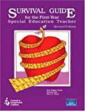 img - for Survival Guide for the First-Year Special Education Teacher book / textbook / text book