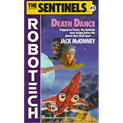 Death Dance (Sentinels) by Jack McKinney