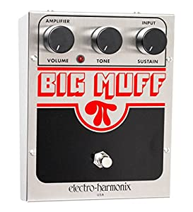 electro harmonix big muff pi guitar effects pedal musical instruments. Black Bedroom Furniture Sets. Home Design Ideas