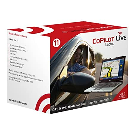 CoPilot Live CP11-NA-USB CoPilot Live 11 North America USB