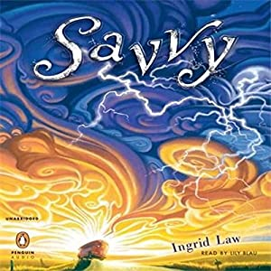 Savvy Audiobook
