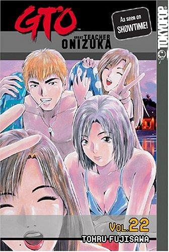 GTO コミック22巻 (英語版)