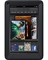 """OtterBox Defender Series Case & Stand for Amazon Kindle Fire 7"""" - Black 77-18690"""