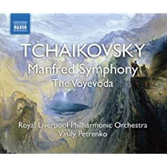 Tchaikovsky: Manfred Symphony, The Voyevoda