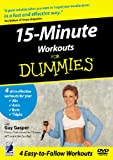 echange, troc 15 Minute Workouts for Dummies [Import anglais]