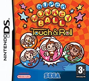 Super Monkey Ball Touch & Roll (Nintendo DS)