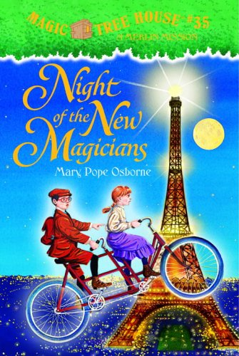 Night of the New Magicians (A Stepping Stone Book(TM))