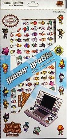 Nintendo DS Animal Crossings Skin