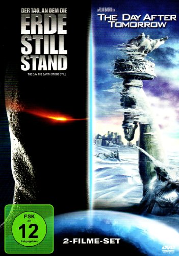 The Day After Tomorrow / Der Tag, an dem die Erde stillstand [2 DVDs]