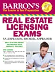 Barron's Real Estate Licensing Exams,...