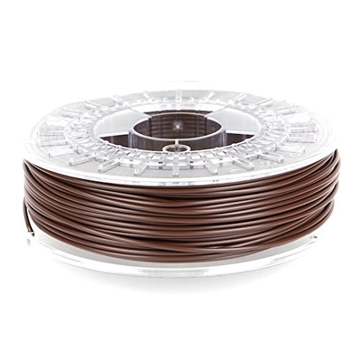 ColorFabb Chocolate Brown PLA/PHA Filament - 1.75mm (0.75kg) ...