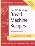 Big Book of Bread Machines (Nitty Gritty Cookbooks: Bread Books) (1558672389) by Donna Rathmell German