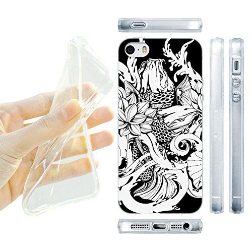 Head case designs gin matsuba blanco y negro de peces koi - Peces koi precio ...