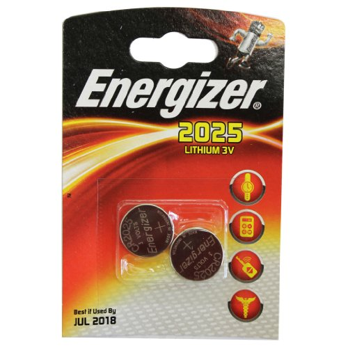 All Trade Direct Energizer 3 10 X Cr2025 Dl2025 Batterie au lithium pour clés de voiture