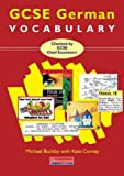 img - for GCSE German Vocabulary book / textbook / text book