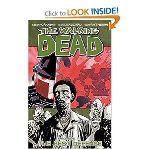 Download The Walking Dead, Vol. 5: The Best Defense ebook